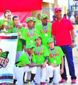 Moisés Alou y los campeones