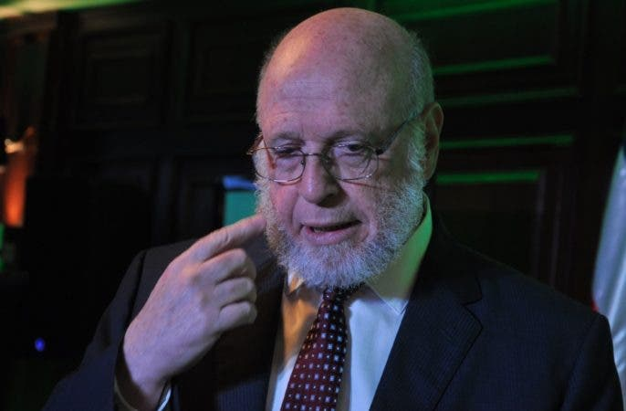 Ministro de Cultura, Pedro Vergés/José Andrés De los Santos.