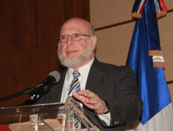 El ministro de Cultura, Pedro Vergés.