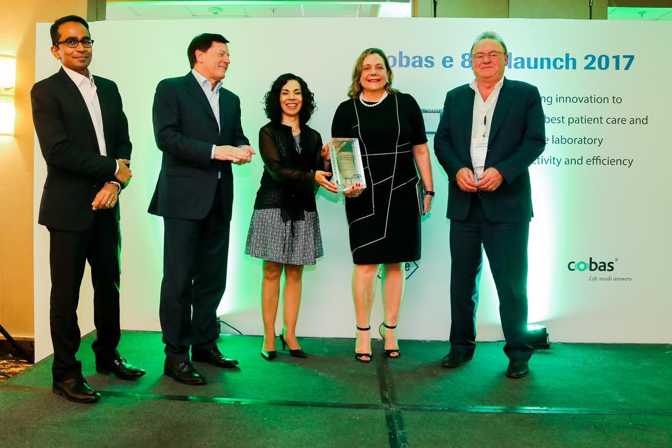 Reconocen en Panamá tecnología de Referencia laboratorio clínico