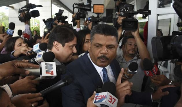 Robert-Valdez, abogado de Odebrecht en el país/Foto: Fuente externa.