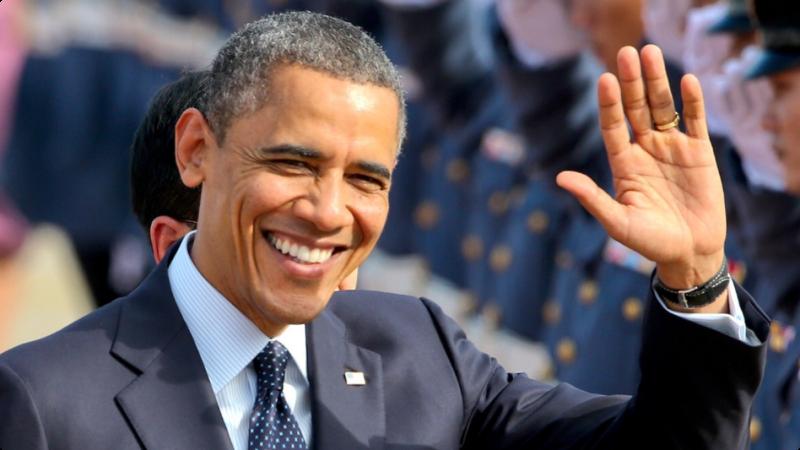 Obama reaparece en Chicago tras dejar la Casa Blanca