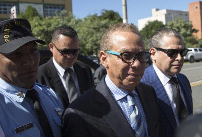 El empresario Ángel Rondón.