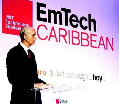 Conferencia destaca impacto de las tecnologías en todas las áreas