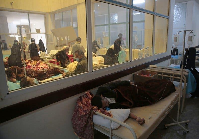 ONU: Guerra civil empuja a Yemen al colapso