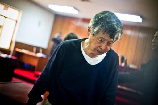 Hospitalizan a Fujimori por taquicardia mientras Kuczynski niega indulto