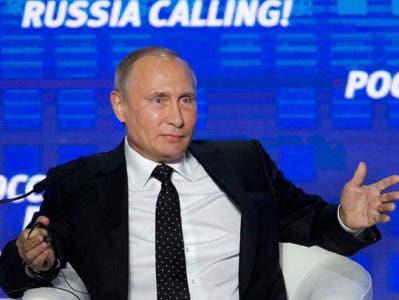 """Rusia """"no tiene nada que ver"""" con el ciberataque, insiste Putin"""
