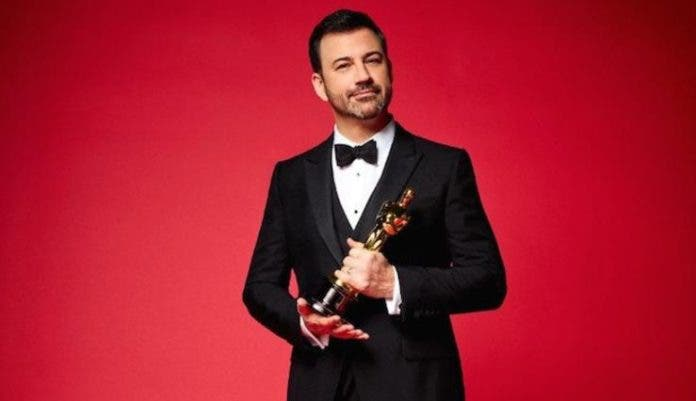Jimmy Kimmel repetirá como anfitrión en los premios Óscar