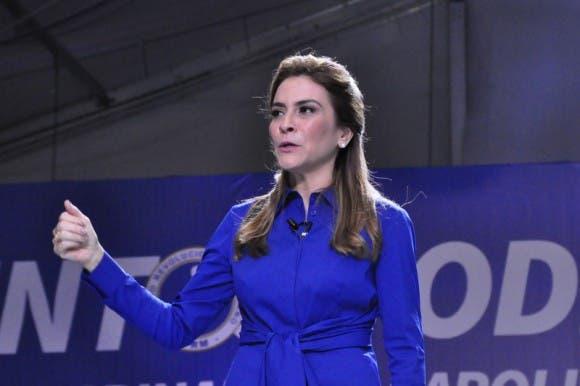 Carolina Mejía espera que la justicia castigue a los corruptos