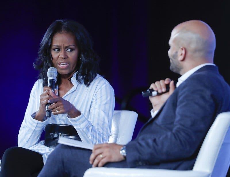 Michelle Obama critica decisión sobre almuerzos escolares