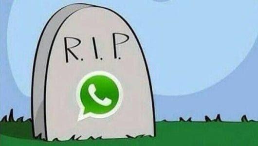 Las redes se inundan de memes por caída de Whatsapp