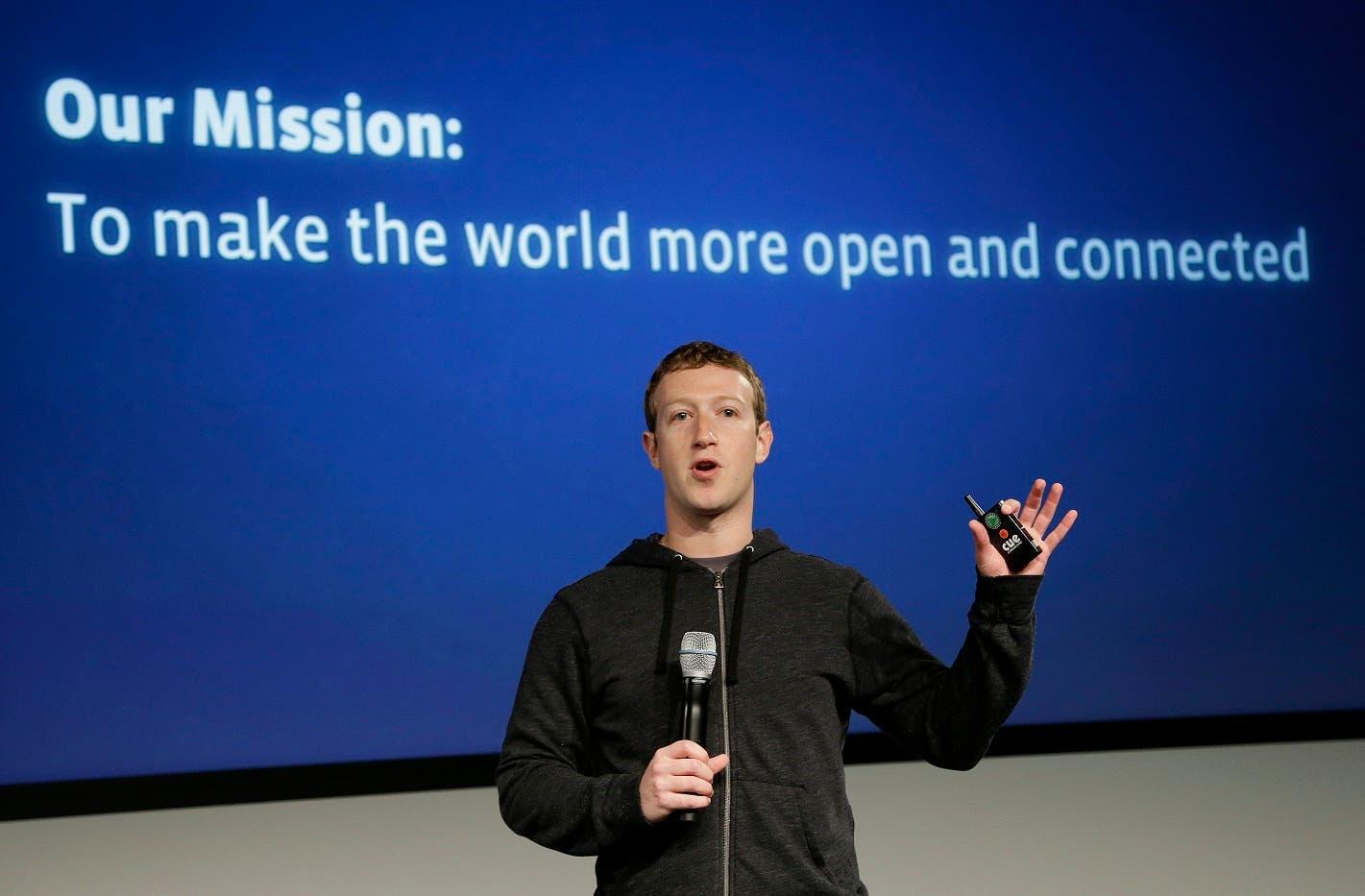 CEO de Facebook no busca presidir EEUU, dice familia de Ohio