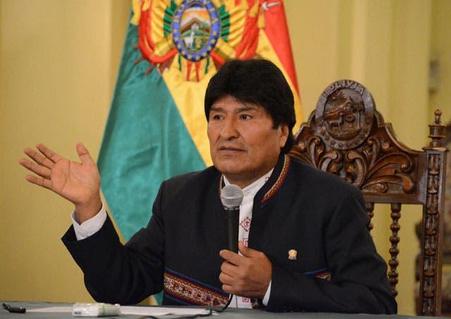Préstamo a El Salvador pone en aprietos a Evo Morales