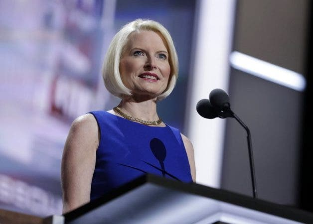 EEUU elige a Callista Gingrich como embajadora al Vaticano