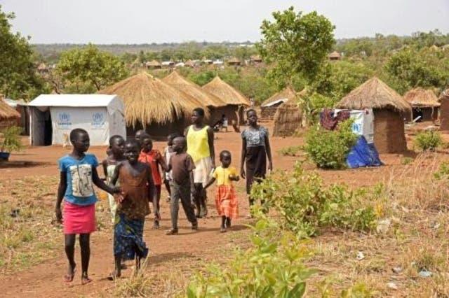 La guerra en Sudán del Sur deja 1 millón de niños refugiados