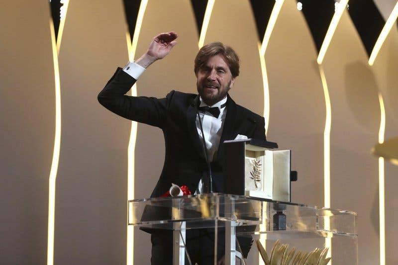 The Square, de Ostlund, se lleva la Palma de Oro de Cannes