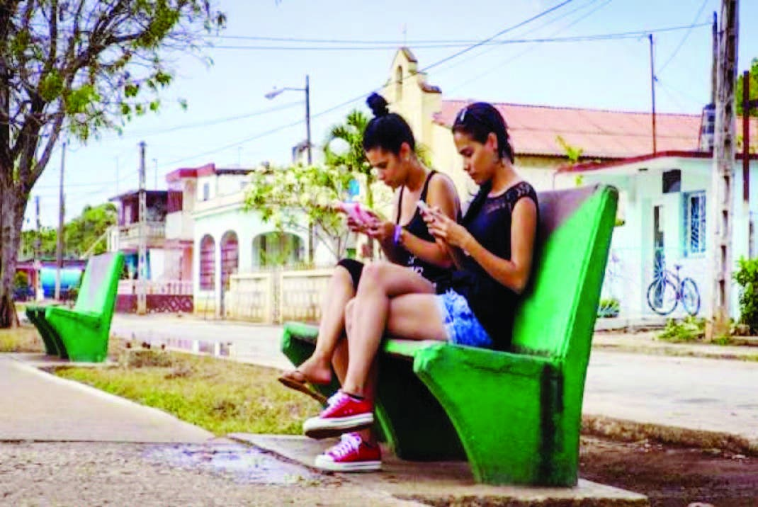 Gaspar, el pueblo cubano que revoluciona con  propio Facebook
