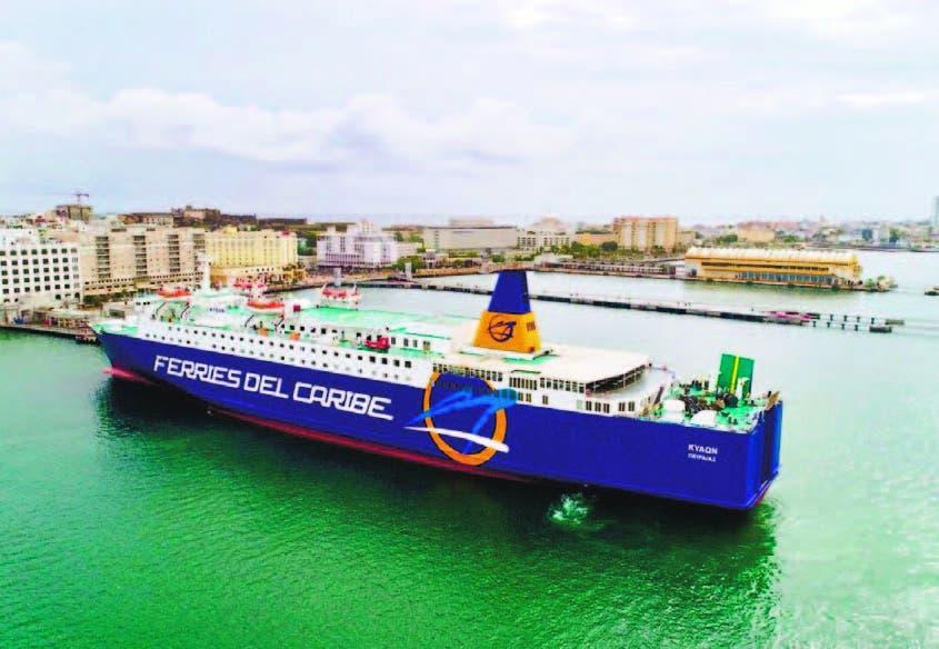 Ferries del Caribe dice  invertirá  US$100 millones en cinco años