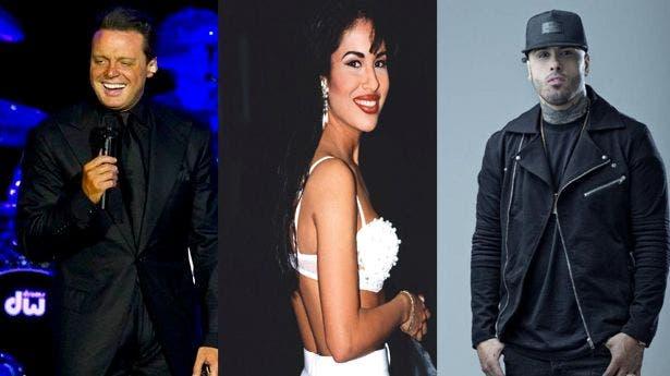 Telemundo presenta series de Selena, Luis Miguel y Nicky Jam