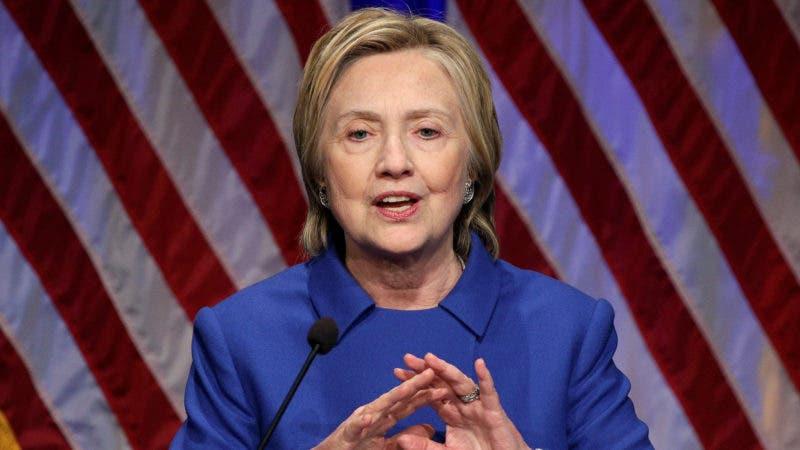 Clinton, lista para estar en