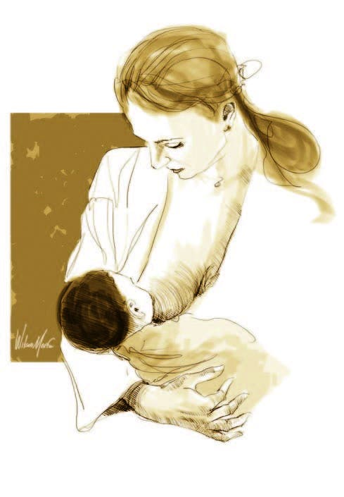La mamá maravilla