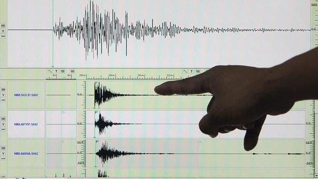 Un terremoto de magnitud 6,2 sacude el noreste de Papúa Nueva Guinea