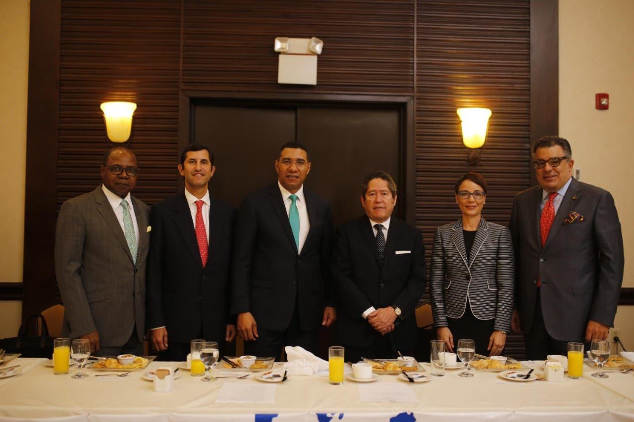 Buscan crear vuelos comerciales directos con Jamaica, fortalecer acuerdos y otros mecanismos que faciliten el comercio