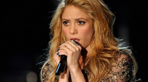 Video: Shakira trasnocha para dar una sorpresa a sus fans en Miami