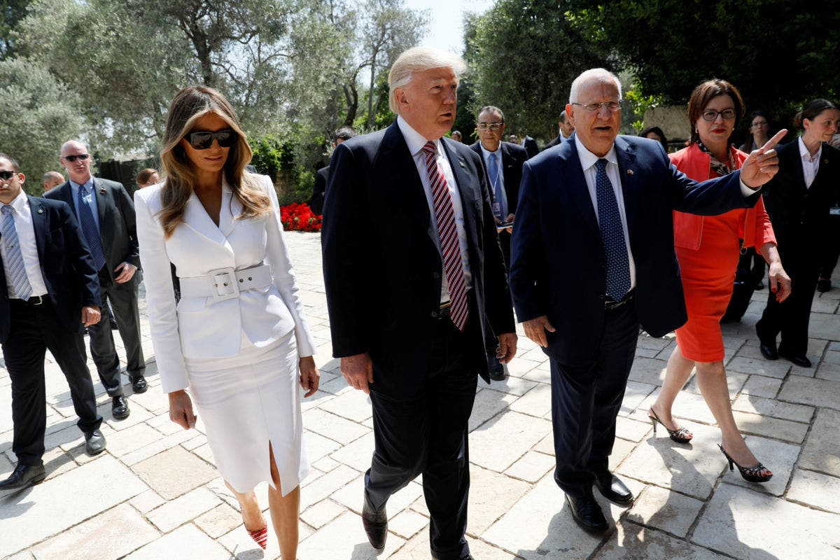 Trump y su esposa visitarán la Capilla Sixtina tras el encuentro con el Papa