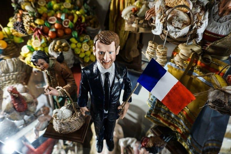 El panorama político francés colapsa tras victoria de Macron