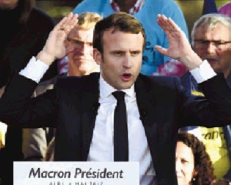 Macron se entrevistará con Merkel en su primer día de presidencia