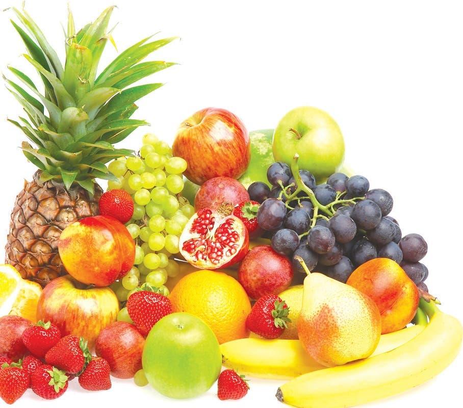 Jugos de frutas vs. frutas enteras