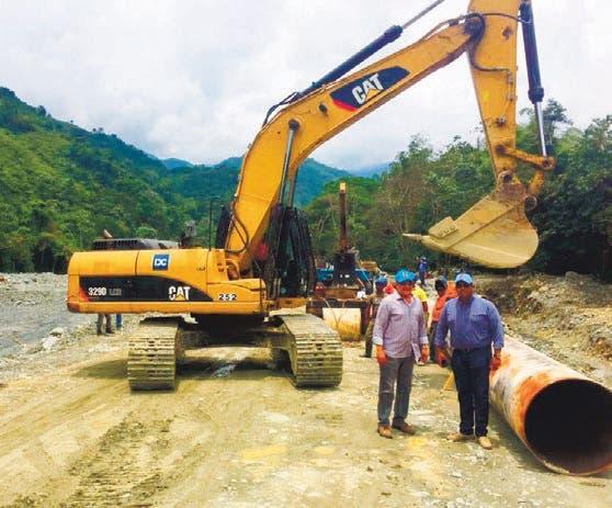 Caasd duplica equipos para lograr servicio acueductos