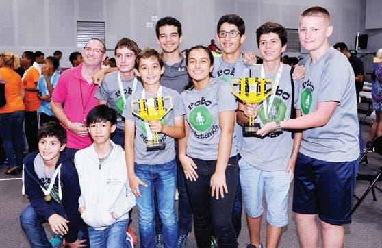 Campeonato Ciencias y Robótica Educativa