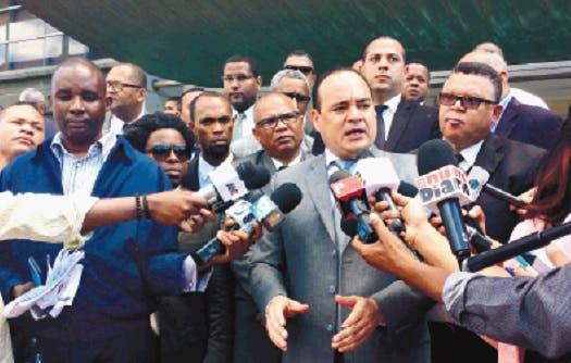CARD pide  al  Poder judicial retomar institucionalidad