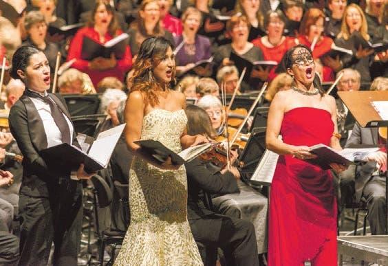 Nathalie Peña-Comas en Teatro de Niños cantores de Viena