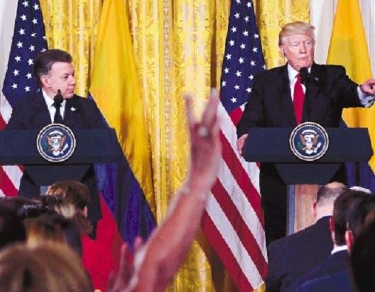 Trump califica como cacería de brujas proceso investigativo en EE.UU