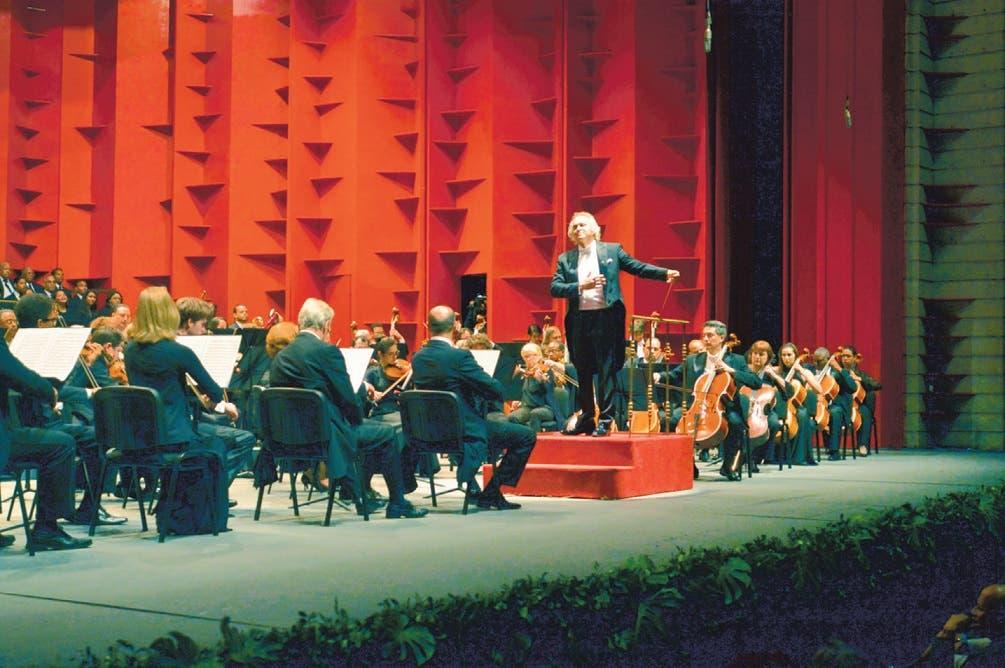 Una monumental novena sinfonía de Beethoven
