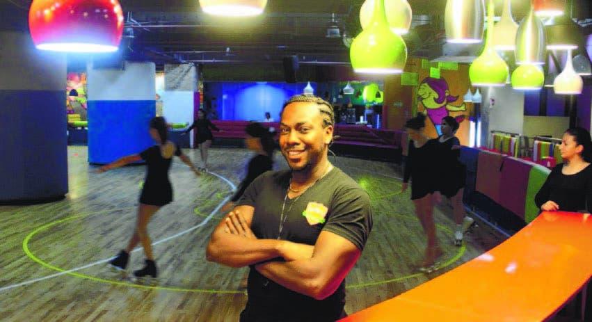 Patinaje: vuelve de moda el  deporte sobre ruedas