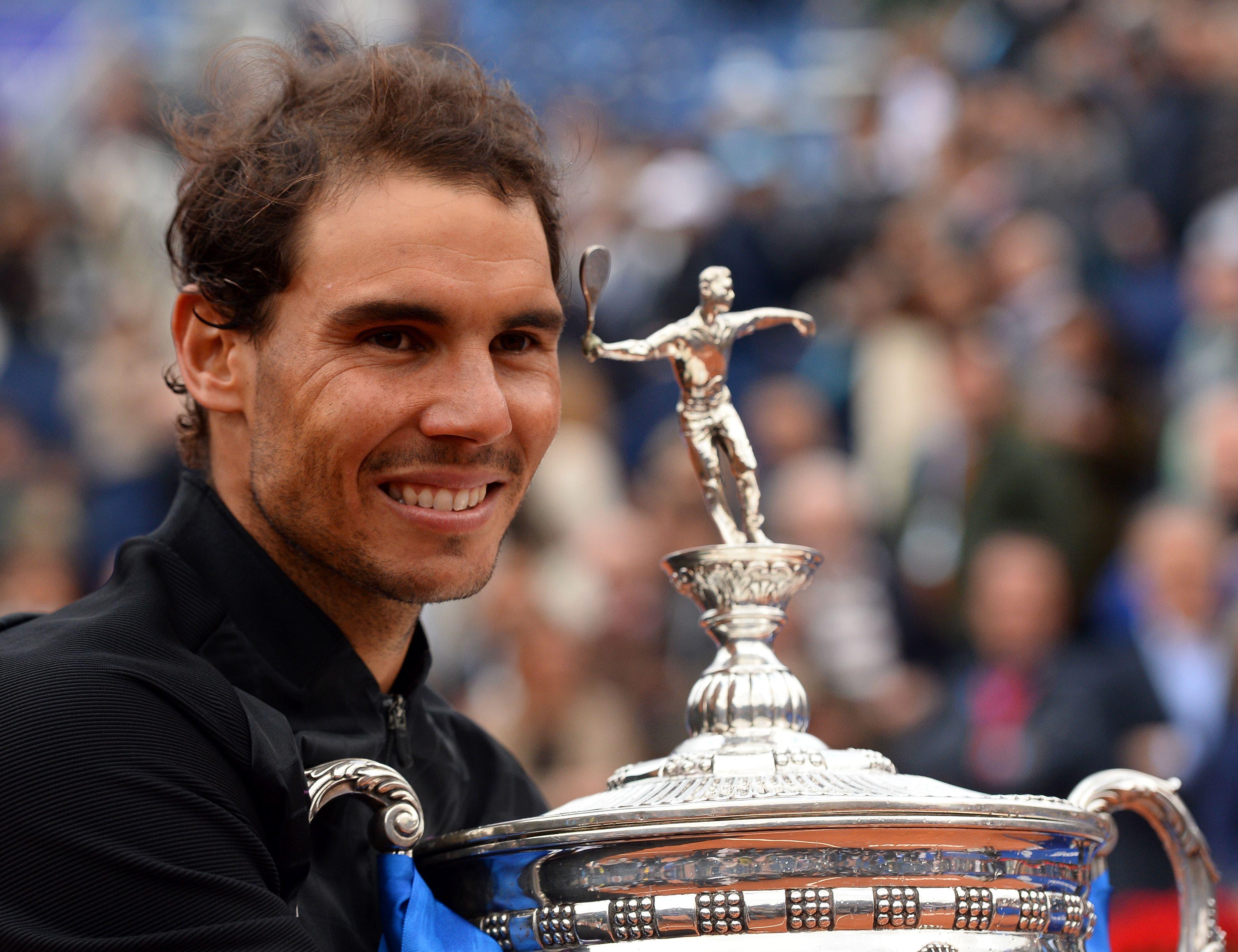 Rafael Nadal consolida la quinta plaza  de ATP con su décimo título