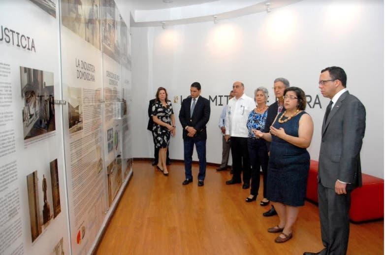 Navarro promete apoyo académico al Museo Memorial de la Resistencia
