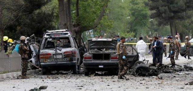 Al menos ocho muertos y 26 heridos en un atentado en Kabul