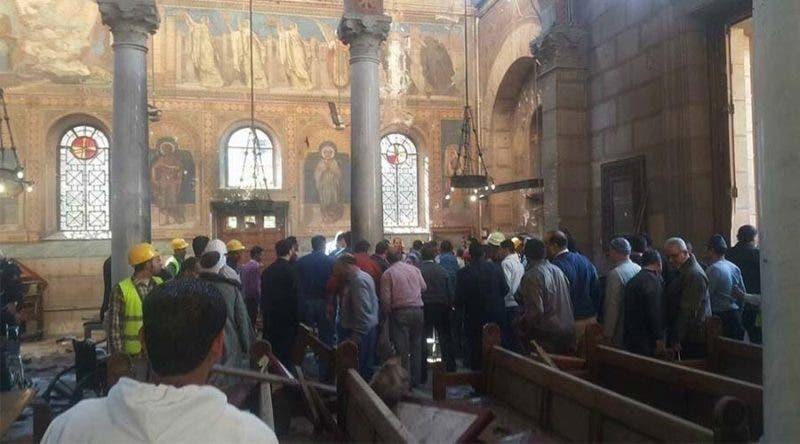 Al menos 24 muertos en ataque contra cristianos en Egipto