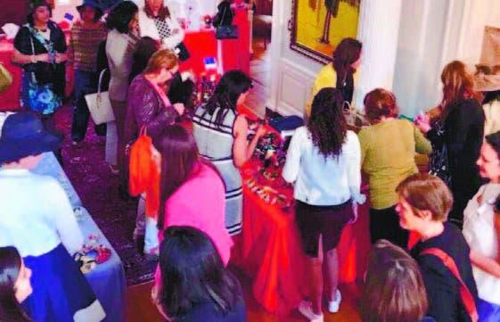 Embajada RD en  Washington realiza bazar
