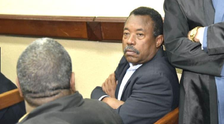 Juicio contra Blas Peralta y otros implicados en muerte de Febrillet es aplazado por conjuntivitis