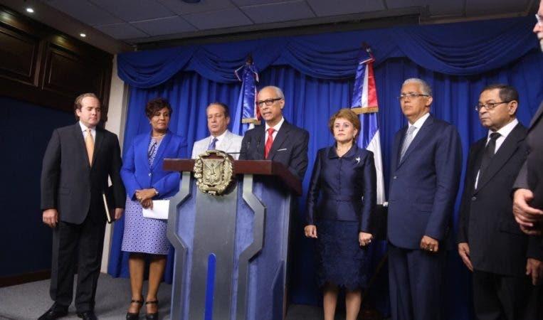 Resultado de imagen para Consejo Nacional de la Magistratura escoge nuevos jueces del Tribunal Electoral