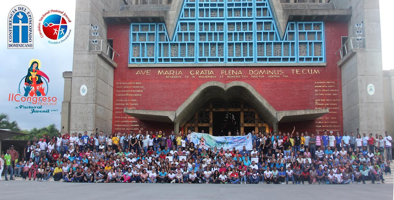 """Pastoral Juvenil celebra II Congreso Nacional: """"Joven, Sal y participa"""""""
