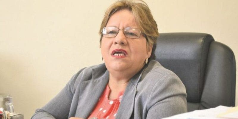 Gloria Ceballos dice temporada ciclónica encuentra RD con ríos caudalosos y suelos saturados