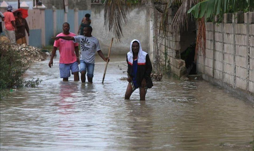 Haití: Lluvias dejan siete muertos y 19 desaparecidos