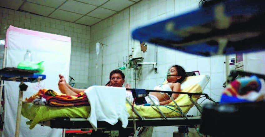 Hospital infantil de Venezuela es claro reflejo de crisis del país